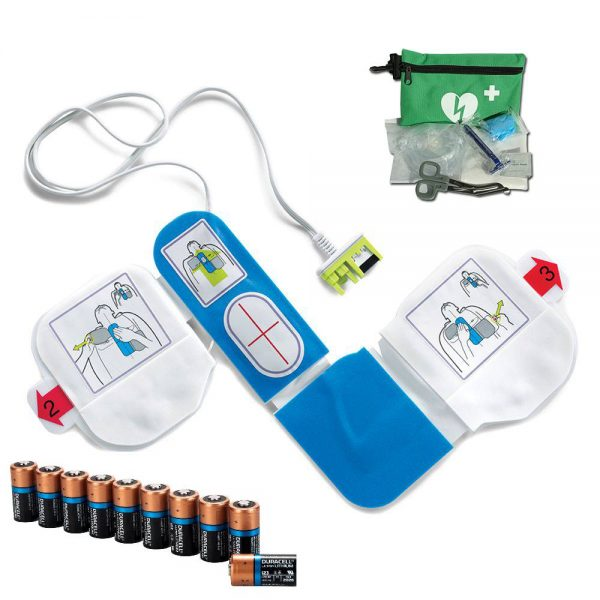 ZOLL AED Plus vervangingsset