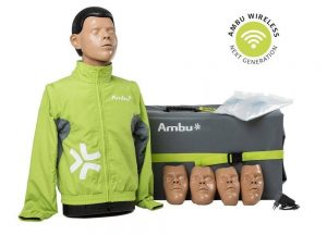 Ambu Man Wireless Next Generation met 100 gratis Kiss of Life