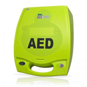 Zoll AED Plus met feedback