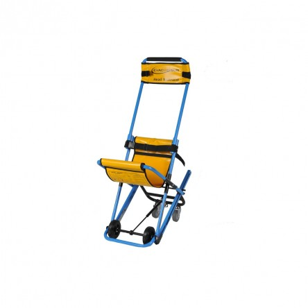 Evac Chair 300H incl. cover, pictogram and mounting brackets