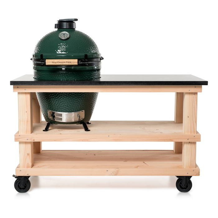 Douglas Tafel Big Green Egg