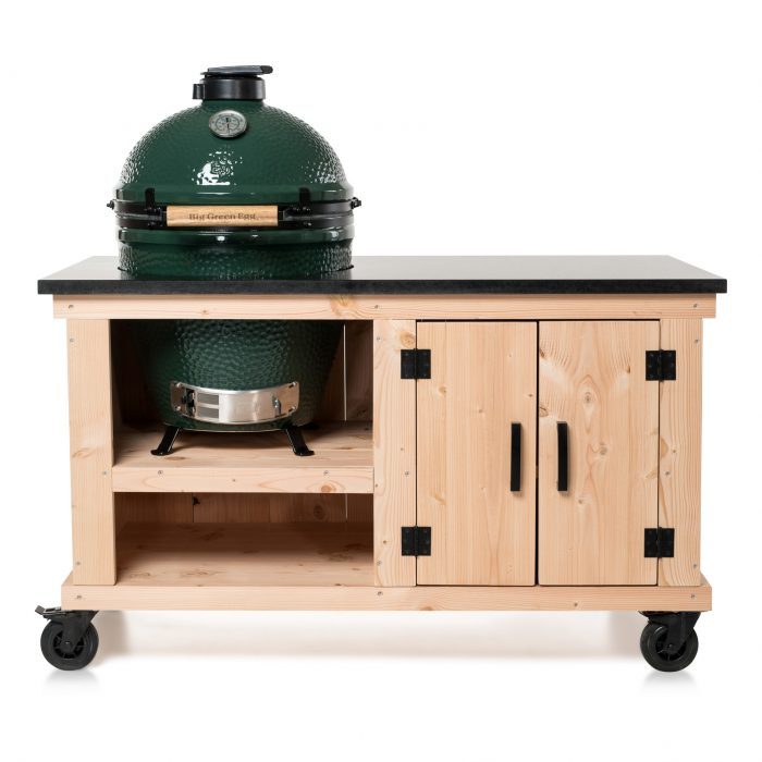 Big Green Egg Large + Douglas Tafel